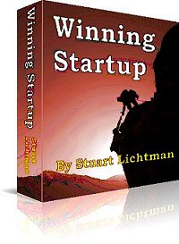 Sample Book Cover: The Winning Startup
